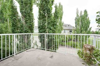 Photo 27: 4 101 JIM COMMON Drive: Sherwood Park Townhouse for sale : MLS®# E4236876