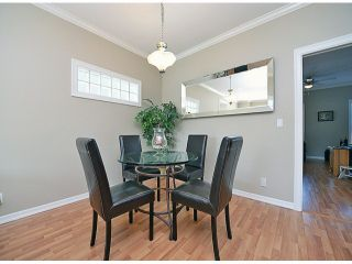 """Photo 5: 121 33751 7TH Avenue in Mission: Mission BC Townhouse for sale in """"Heritage Park Place"""" : MLS®# F1418910"""