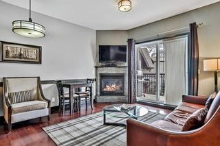Photo 1: 338 901 Mountain Street: Canmore Apartment for sale : MLS®# A1100965