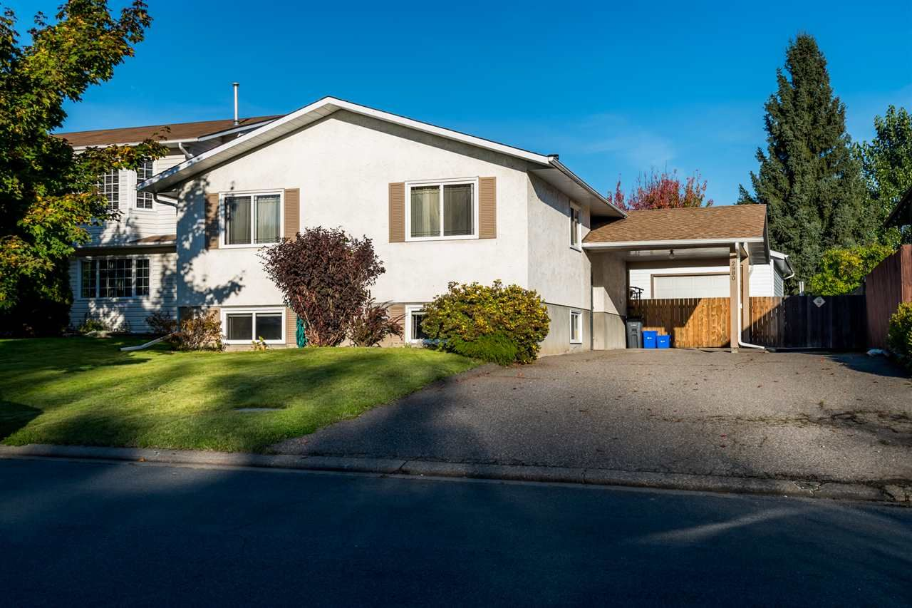 Main Photo: 2980 WAYNE STREET in : Pinecone House for sale : MLS®# R2110665