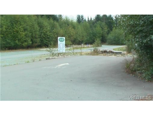 Main Photo: 709 Shawnigan Lake Rd in MALAHAT: ML Shawnigan Industrial for sale (Malahat & Area)  : MLS®# 700875