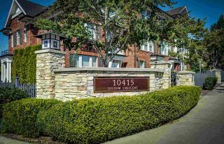"""Photo 1: 76 10415 DELSOM Crescent in Delta: Nordel Townhouse for sale in """"EQUINOX at SUNSTONE"""" (N. Delta)  : MLS®# R2433195"""