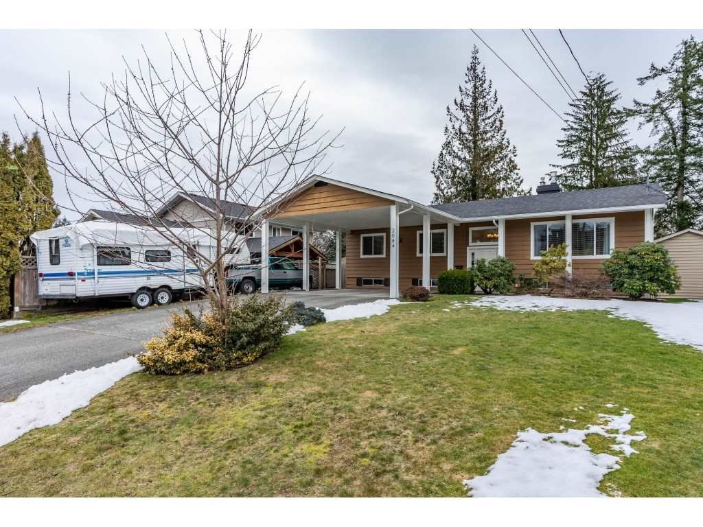 Main Photo: 2084 WILEROSE Street in Abbotsford: Central Abbotsford House for sale : MLS®# R2344254