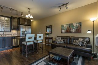"""Photo 4: 316 8328 207A Street in Langley: Willoughby Heights Condo for sale in """"Yorkson Creek Park"""" : MLS®# R2150359"""