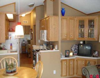 """Photo 3: 3 14600 MORRIS VALLEY RD in Mission: Lake Errock Manufactured Home for sale in """"Tapadera Estates"""" : MLS®# F2524801"""