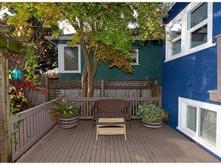 Photo 8: 4054 16TH Ave W in Vancouver West: Dunbar Home for sale ()  : MLS®# V988618