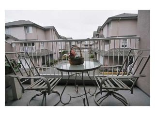 Photo 5: 26 2538 PITT RIVER Road in Port Coquitlam: Mary Hill Townhouse for sale : MLS®# V863108