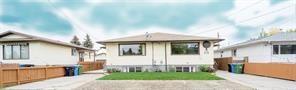 Main Photo: 3318/3320 6 St NE in Calgary: Winston Heights/Mountview Duplex  : MLS®# C4206309