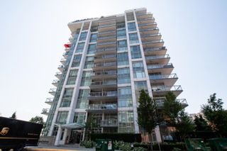 """Photo 1: 1207 200 NELSON'S Crescent in New Westminster: Sapperton Condo for sale in """"THE SAPPERTON"""" : MLS®# R2601350"""