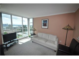 Photo 4: 802 567 LONSDALE Avenue in North Vancouver: Lower Lonsdale Condo for sale : MLS®# V955451