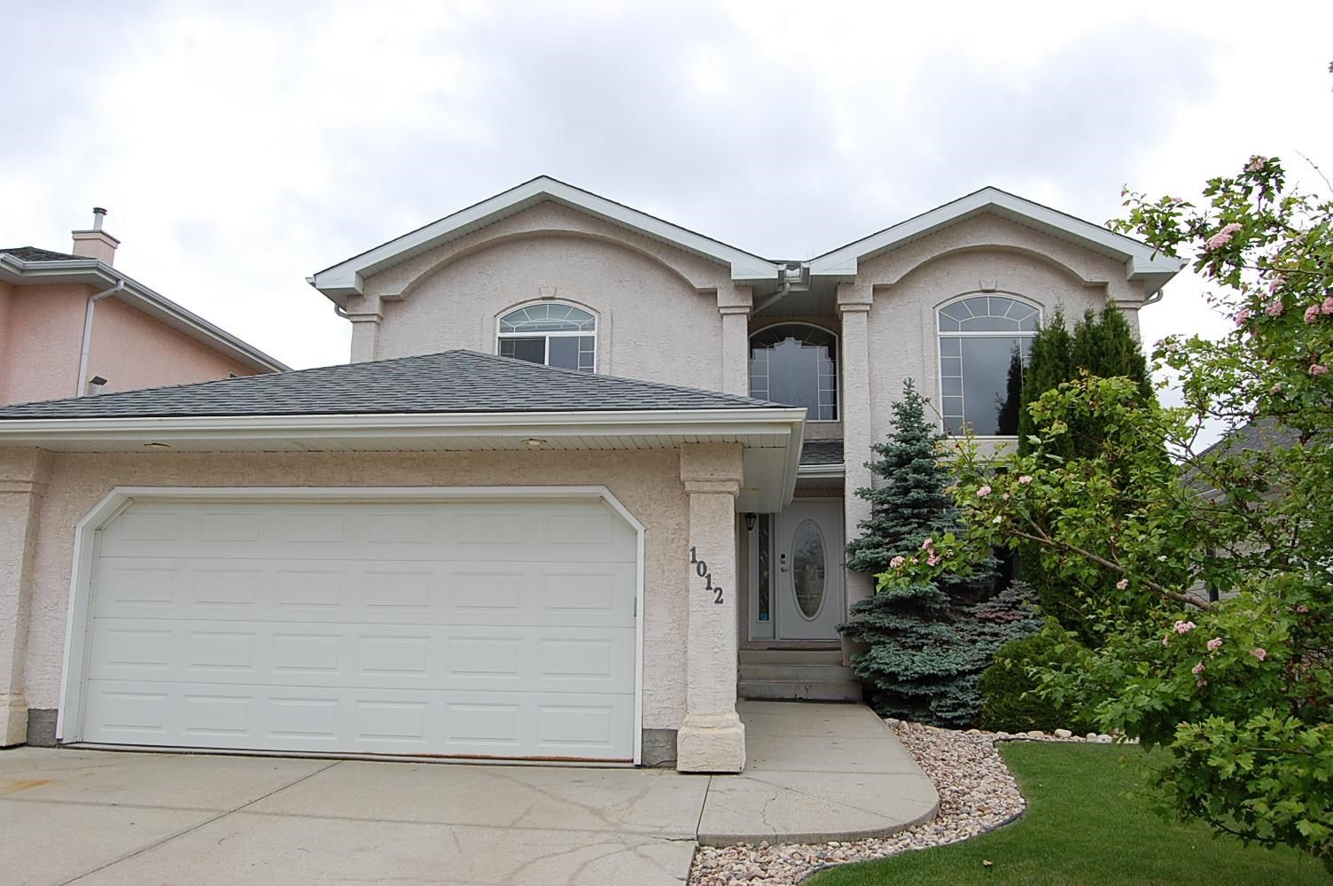 Main Photo: 1012 HOLGATE Place in Edmonton: Zone 14 House for sale : MLS®# E4247473