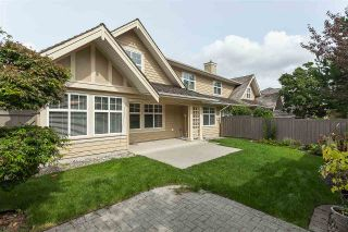 """Photo 4: 84 15500 ROSEMARY HEIGHTS Crescent in Surrey: Morgan Creek Townhouse for sale in """"CARRINGTON, Sunny South Facing"""" (South Surrey White Rock)  : MLS®# R2404130"""
