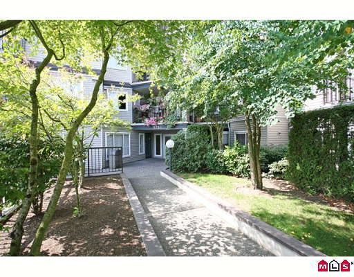 """Main Photo: 411 5759 GLOVER Road in Langley: Langley City Condo for sale in """"COLLEGE COURT"""" : MLS®# F2920211"""