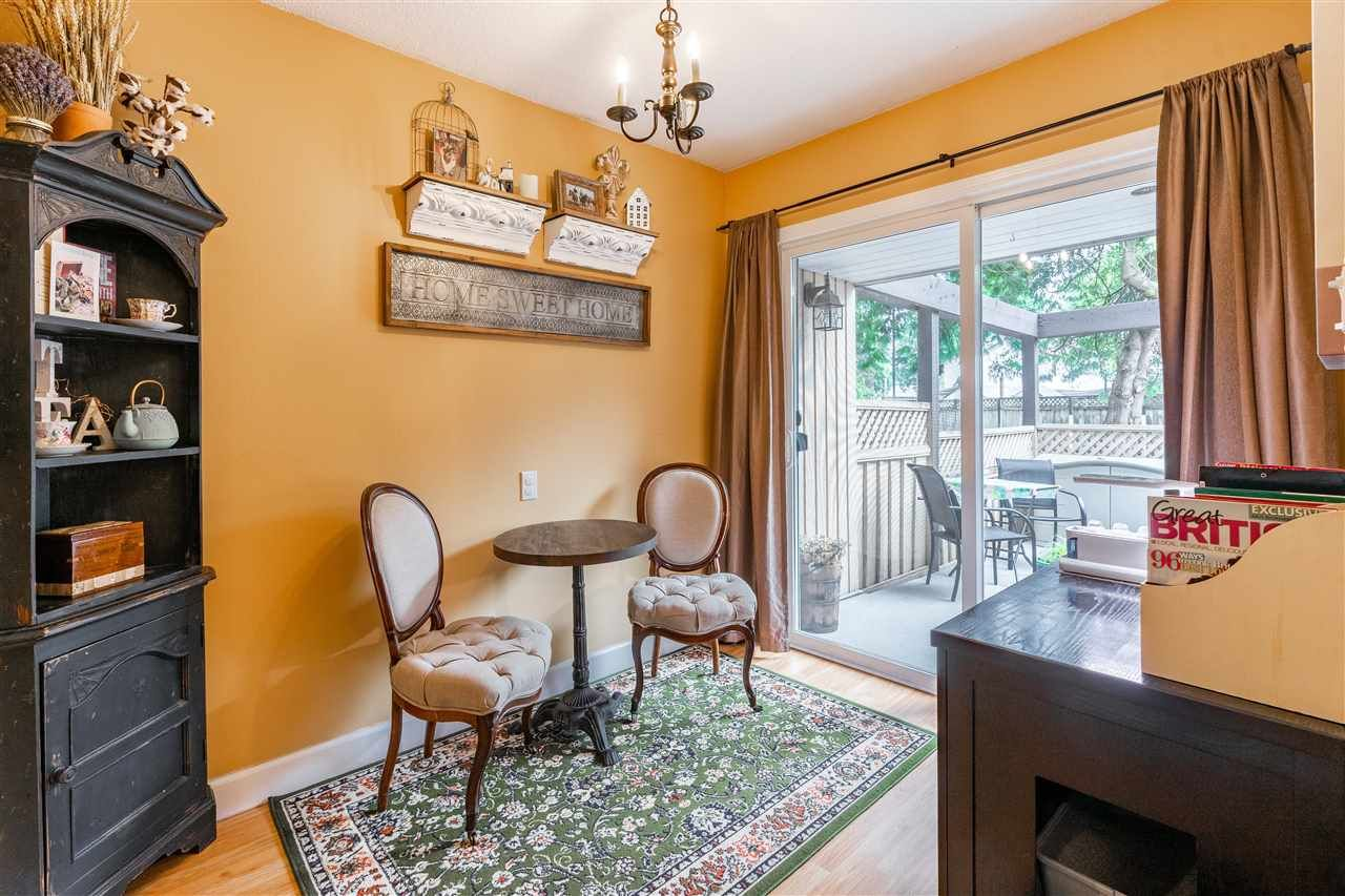 Photo 9: Photos: 21 3046 COAST MERIDIAN ROAD in Port Coquitlam: Birchland Manor Townhouse for sale : MLS®# R2452233