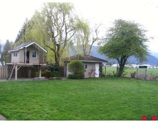 Photo 9: 46702 CROSBY Place in Chilliwack: Fairfield Island House for sale : MLS®# H2802389
