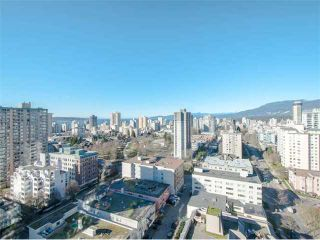 "Photo 11: 2105 1028 BARCLAY Street in Vancouver: West End VW Condo for sale in ""THE PATINA"" (Vancouver West)  : MLS®# V1046189"