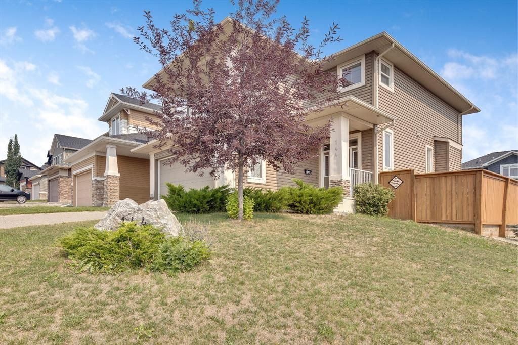 Main Photo: 144 Evansdale Common NW in Calgary: Evanston Detached for sale : MLS®# A1131898