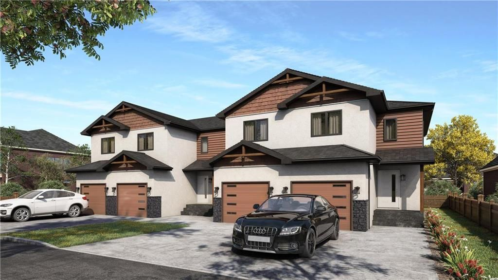 Main Photo: 3 33 Edgemont Place in Blumenort: R16 Residential for sale : MLS®# 202100921
