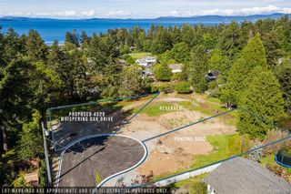 Photo 1: SLot 1 1906 Ferndale Rd in Saanich: SE Gordon Head Land for sale (Saanich East)  : MLS®# 841104