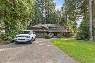 Photo 1: 1768 AMBLE GREENE Drive in Surrey: Crescent Bch Ocean Pk. House for sale (South Surrey White Rock)  : MLS®# R2550307