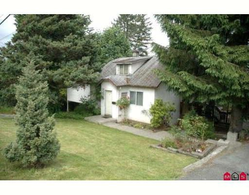 Main Photo: 11474 SURREY Road in Surrey: Bolivar Heights House for sale (North Surrey)  : MLS®# F2826433