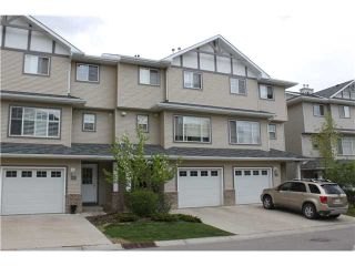Photo 1: 82 CRYSTAL SHORES Cove: Okotoks Townhouse for sale : MLS®# C3619888