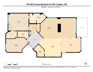 Photo 41: 501 505 Canyon Meadows Drive SW in Calgary: Canyon Meadows Apartment for sale : MLS®# A1093299