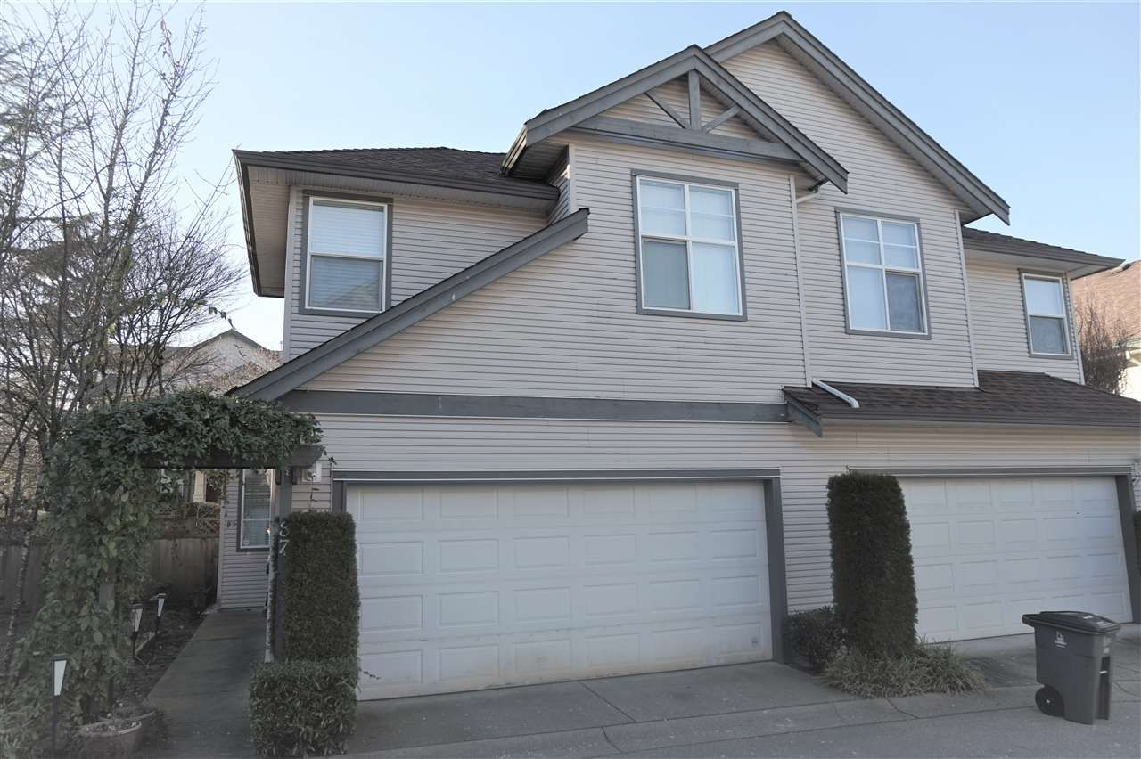 """Main Photo: 87 14468 73A Avenue in Surrey: East Newton Townhouse for sale in """"THE SUMMITT"""" : MLS®# R2536378"""