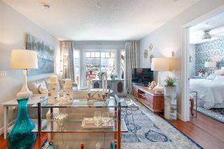 Photo 2: 117 12660 142 Avenue NW in Edmonton: Zone 27 Condo for sale : MLS®# E4239294
