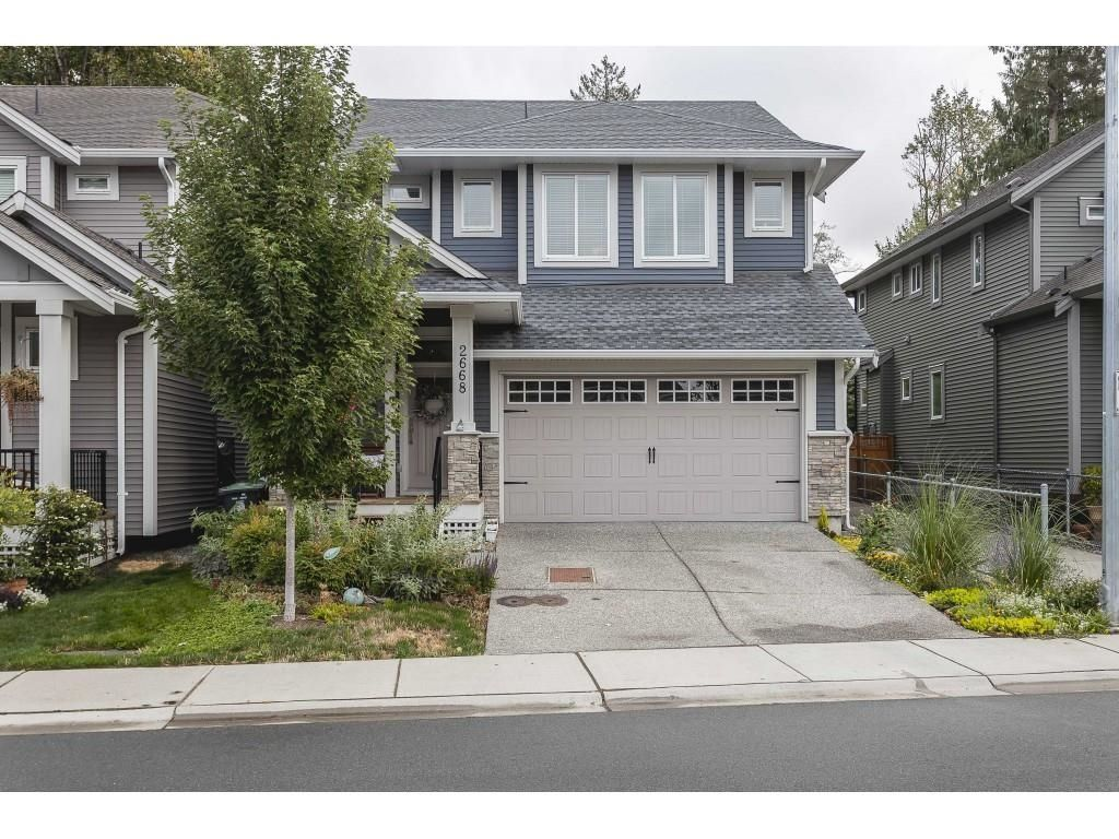 Main Photo: 2668 275A Street in Langley: Aldergrove Langley House for sale : MLS®# R2612158