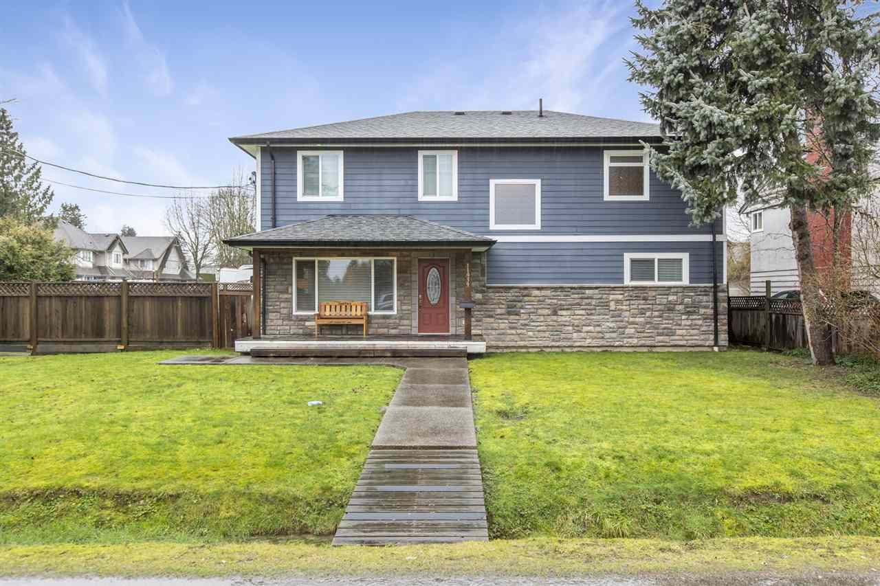 Main Photo: 11939 STEPHENS Street in Maple Ridge: East Central House for sale : MLS®# R2534819