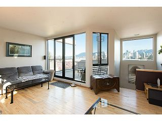 """Photo 8: 954 W 7TH Avenue in Vancouver: Fairview VW Townhouse for sale in """"Era"""" (Vancouver West)  : MLS®# V1003005"""