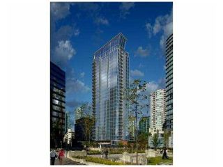 """Photo 15: 2804 1205 W HASTINGS Street in Vancouver: Coal Harbour Condo for sale in """"CIELO"""" (Vancouver West)  : MLS®# V1026183"""