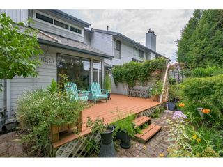 """Photo 37: 15843 ALDER Place in Surrey: King George Corridor Townhouse for sale in """"ALDERWOOD"""" (South Surrey White Rock)  : MLS®# R2607758"""