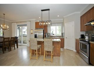 "Photo 11: 24 7168 179TH Street in Surrey: Cloverdale BC Townhouse for sale in ""OVATION"" (Cloverdale)  : MLS®# F1449821"