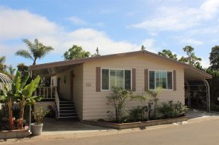 Photo 1: CARLSBAD WEST Manufactured Home for sale : 2 bedrooms : 7305 San Luis #240 in Carlsbad