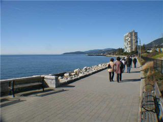 Photo 10: 109 2290 MARINE Drive in West Vancouver: Dundarave Condo for sale : MLS®# V848027