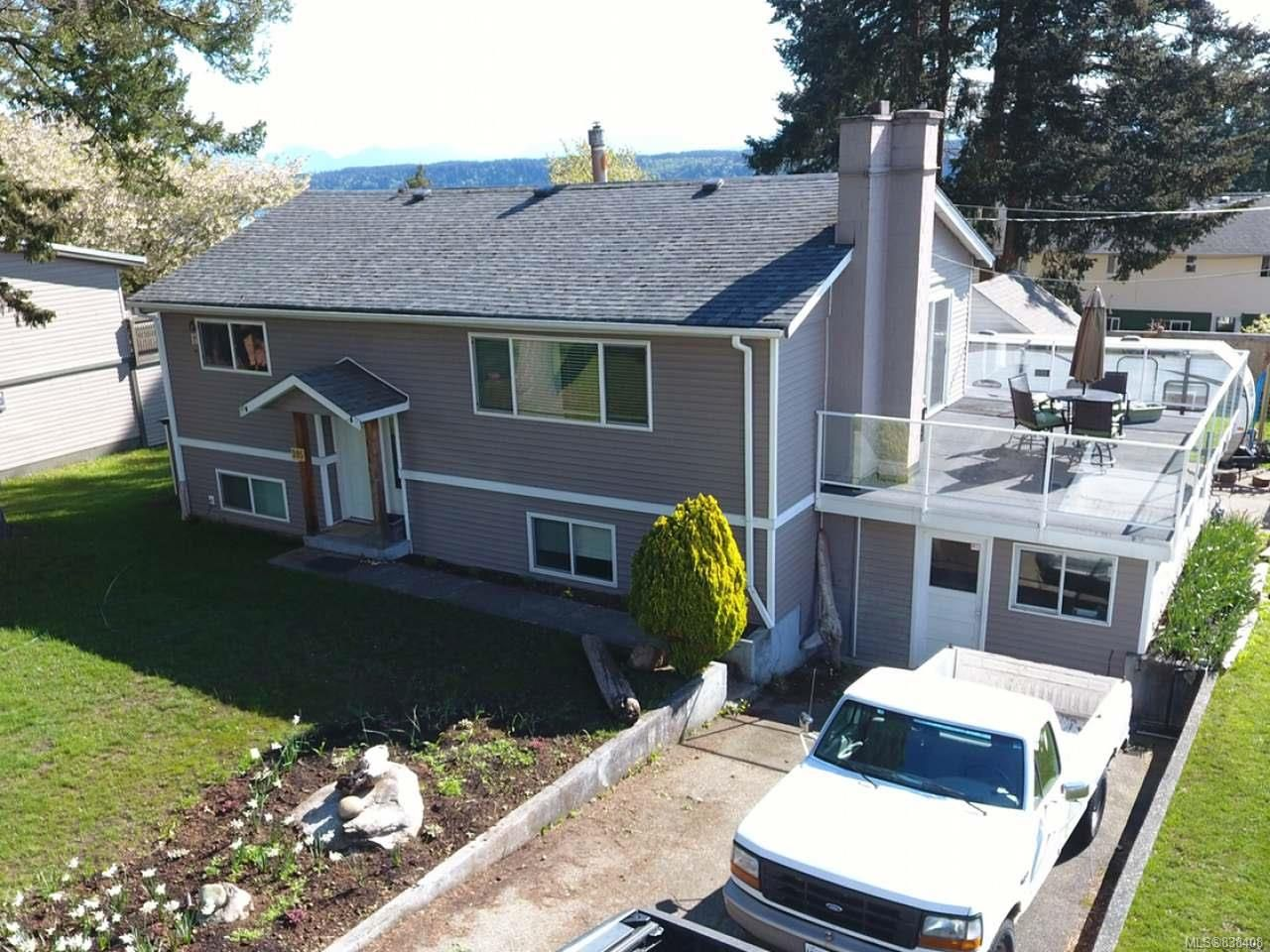 Main Photo: 395 S Alder St in CAMPBELL RIVER: CR Campbell River Central House for sale (Campbell River)  : MLS®# 838408