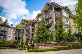 """Photo 1: 409 2958 WHISPER Way in Coquitlam: Westwood Plateau Condo for sale in """"SUMMERLIN"""" : MLS®# R2575108"""