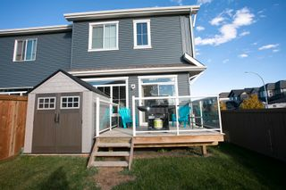 Photo 32: 9604 225 Street in Edmonton: Zone 58 House Half Duplex for sale : MLS®# E4264503