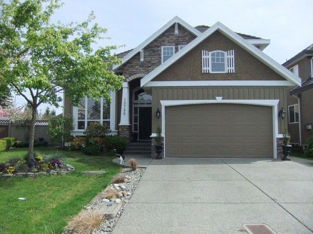 """Main Photo: 10766 164B Street in Surrey: Fraser Heights House for sale in """"GLENWOOD"""" (North Surrey)  : MLS®# F1410351"""