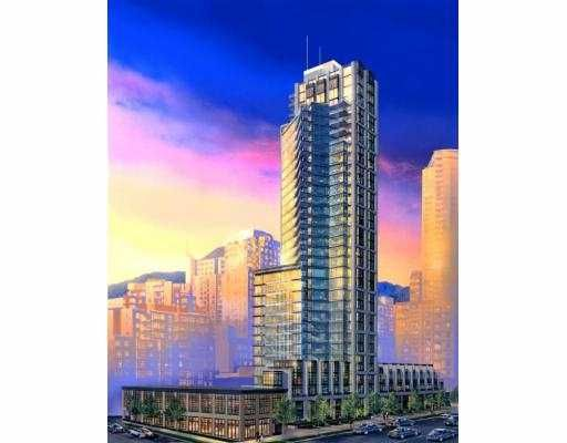 """Main Photo: 1704 1255 SEYMOUR Street in Vancouver: Downtown VW Condo for sale in """"ELAN"""" (Vancouver West)  : MLS®# V671271"""