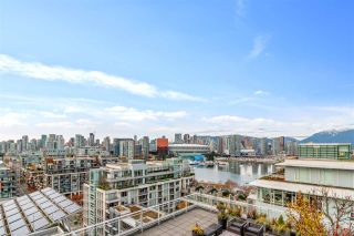 """Photo 15: 1401 1661 ONTARIO Street in Vancouver: False Creek Condo for sale in """"Millennium Water"""" (Vancouver West)  : MLS®# R2521704"""