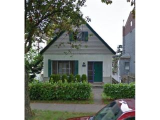 Photo 1: 1123 E 10TH Avenue in Vancouver: Mount Pleasant VE House for sale (Vancouver East)  : MLS®# V1053069