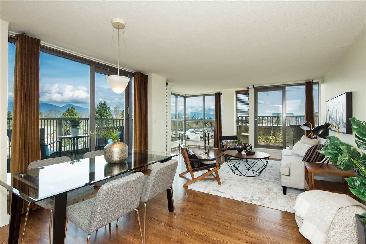 "Photo 1: Photos: 702 2483 YEW Street in Vancouver: Kitsilano Condo for sale in ""NEW POINTE TERRACE"" (Vancouver West)  : MLS®# R2264721"