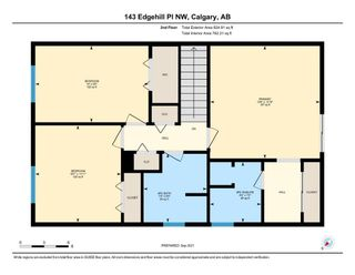 Photo 25: 143 Edgehill Place NW in Calgary: Edgemont Detached for sale : MLS®# A1143804