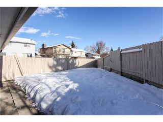 Photo 47: 63 MILLBANK Court SW in Calgary: Millrise House for sale : MLS®# C4098875