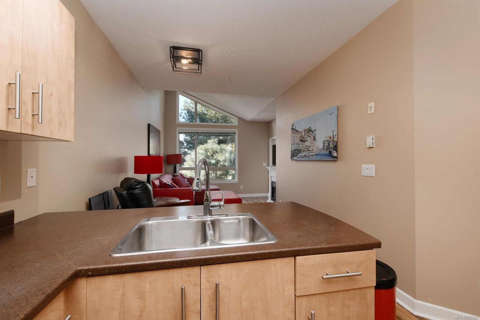 Photo 9: Photos: 411 825 Goldstream Ave in : La Langford Proper Condo for sale (Langford)  : MLS®# 872557