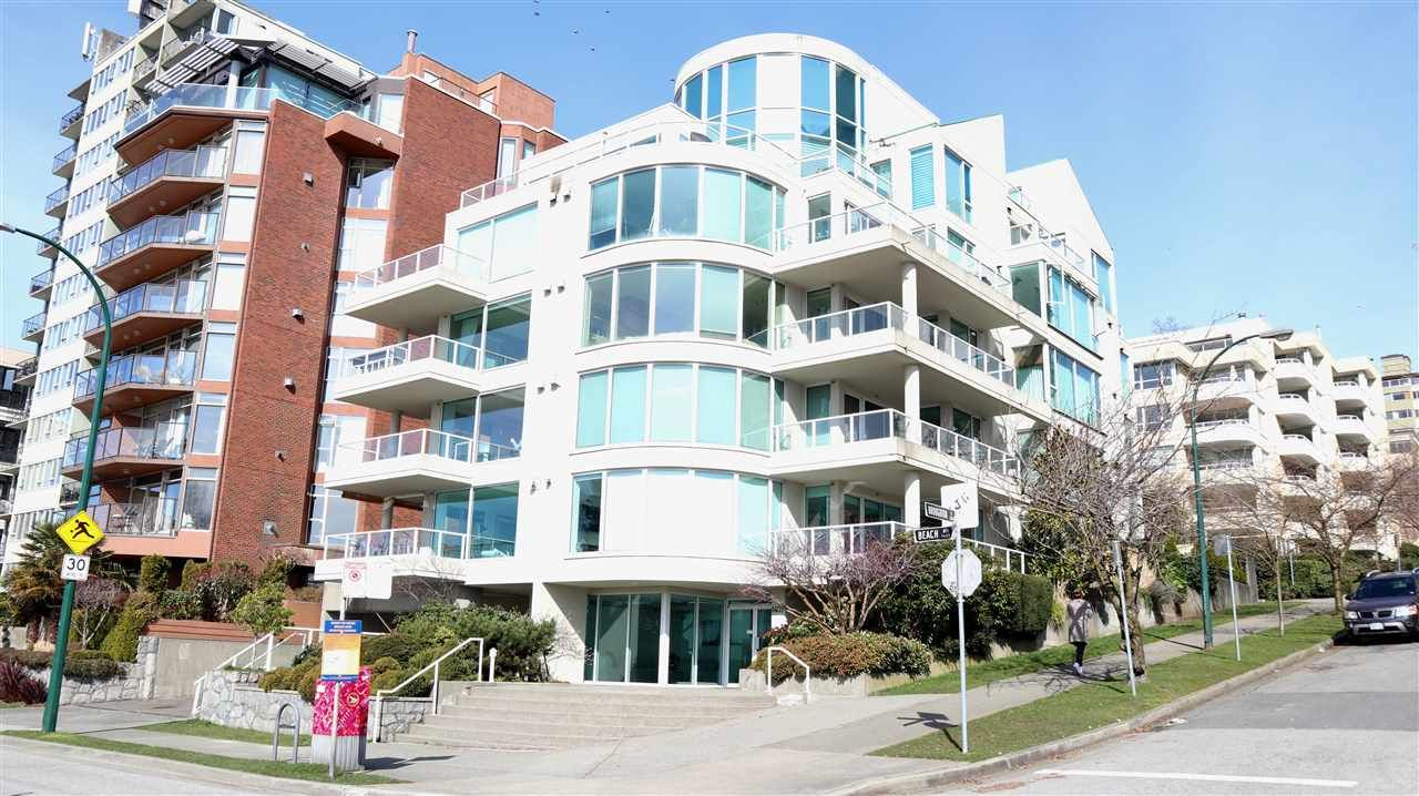 Main Photo: 5B 1403 BEACH Avenue in Vancouver: West End VW Condo for sale (Vancouver West)  : MLS®# R2550010
