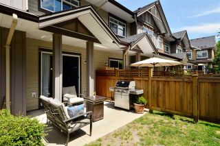 """Photo 20: 12 2979 156 Street in Surrey: Grandview Surrey Townhouse for sale in """"ENCLAVE"""" (South Surrey White Rock)  : MLS®# R2076541"""